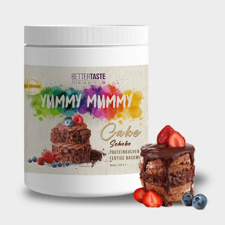 YUMMY MUMMY CAKE - SCHOKO