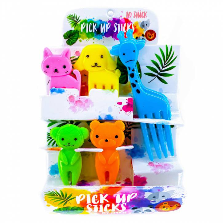 Pick Up Sticks ANIMAL 2