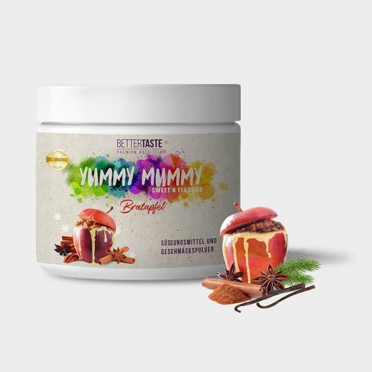 YUMMY MUMMY Sweet'n Flavour - BRATAPFEL