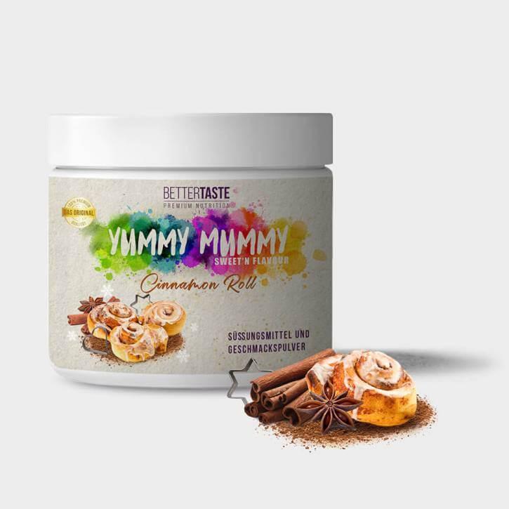 YUMMY MUMMY Sweet'n Flavour - CINNAMON ROLL