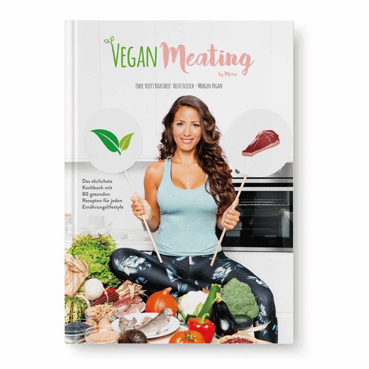 VeganMeating by Marie - DAS BUCH