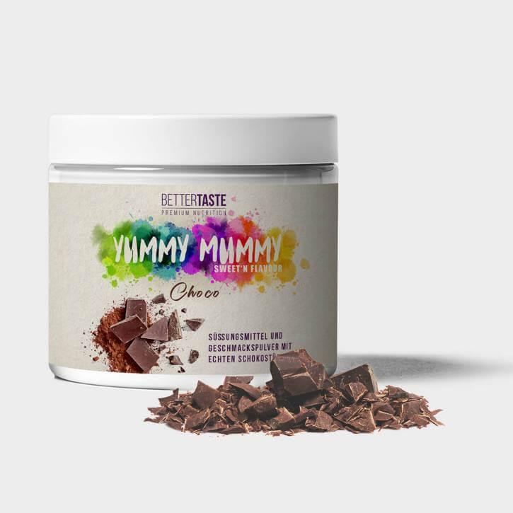 YUMMY MUMMY Sweet'n Flavour - CHOCO
