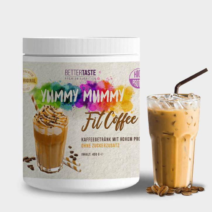 YUMMY MUMMY FIT COFFEE