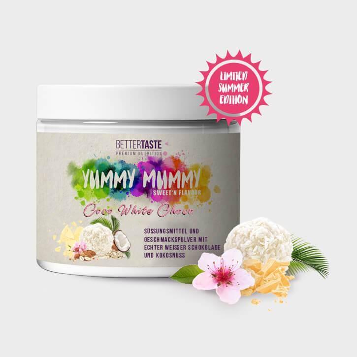 YUMMY MUMMY Sweet'n Flavour - COCO WHITE CHOCO