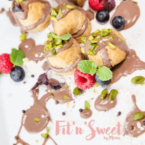 Fit 'n' Sweet by Marie - DAS BUCH