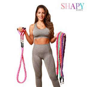 SHAPY Bands Set inkl. Workout Guide eBook